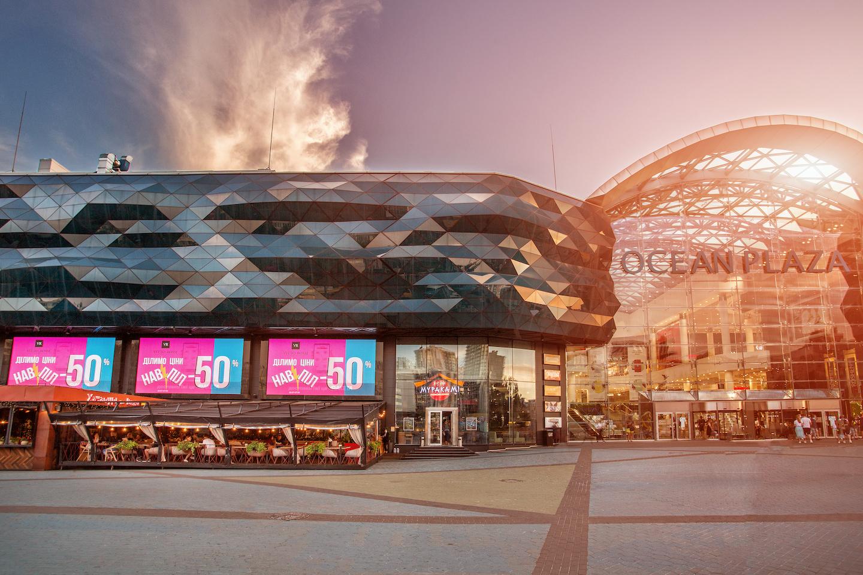 Успешно реализованный проект для «Ocean Plaza», Киев